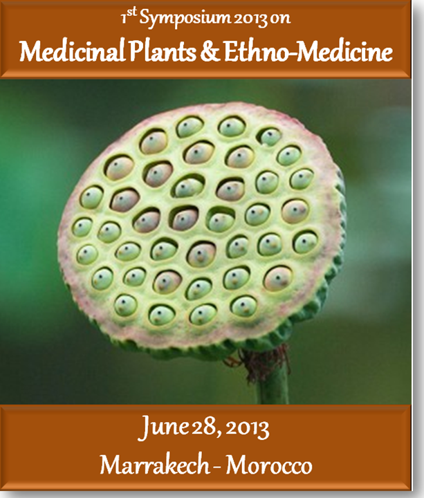 The first medicinal plants ethno medicine symposium will be held in